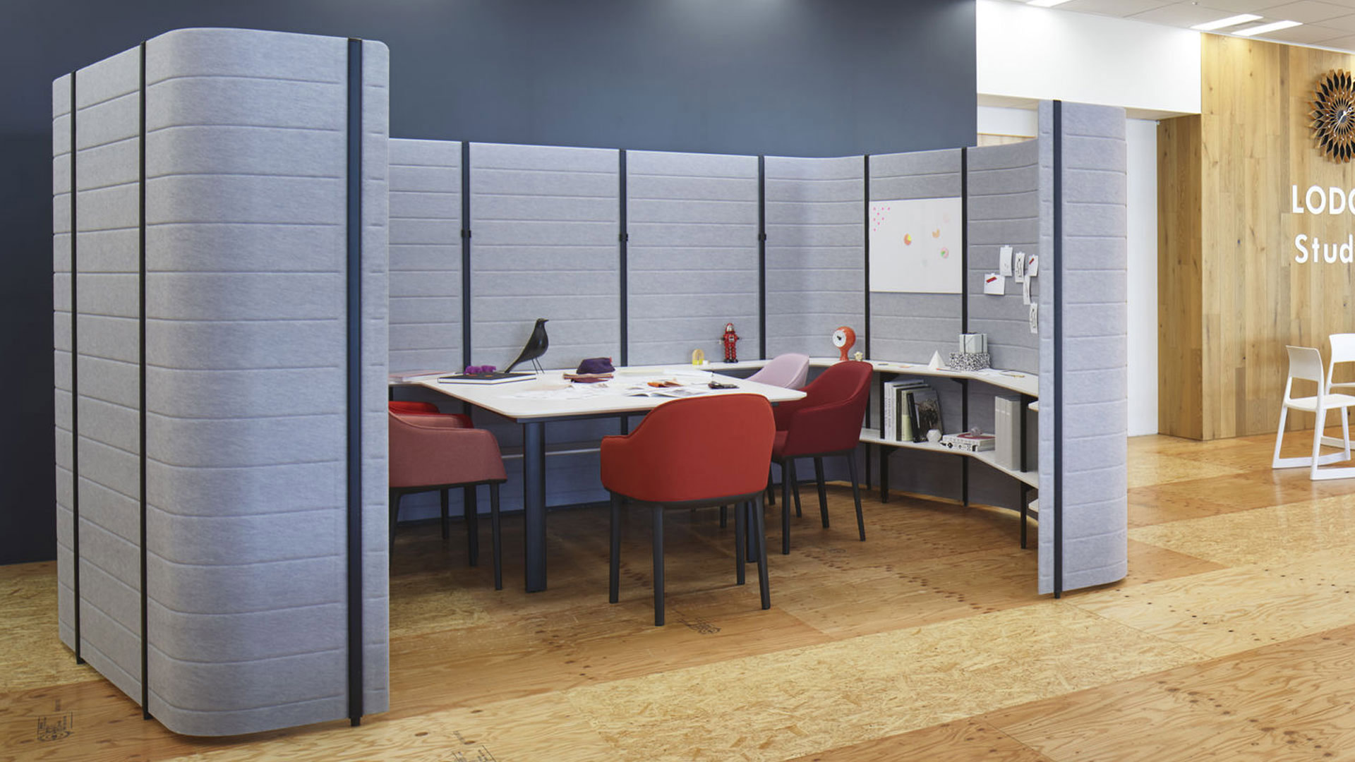 Vitra Büro